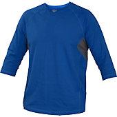 Rawlings Youth 3/4-Sleeve Performance Shirt