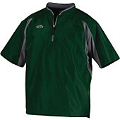Rawlings Youth Short Sleeve Batting Cage Jacket