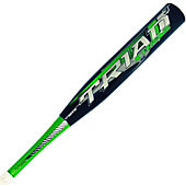 Miken 2014 Triad Xtreme -10 Youth Two-Piece Baseball Bat
