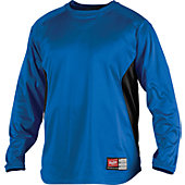 RAWLINGS YTH DUGOUT FLEECE PULLOVER 13H