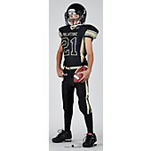 Rawlings Custom Youth Vaporfusion Stripe Football Pants with 7 Integrated Pads