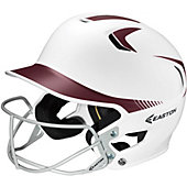 Easton Z5 Two Tone Fastpitch Batting Helmet with Mask
