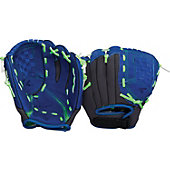 "Easton Z-Flex Series 11"" Royal Youth Baseball Glove"