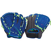 "Easton Z-Flex Series 9"" Royal Youth Baseball Glove"
