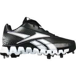 Reebok's Men's Zig Pro Cooperstown Low Metal Baseball Cleats