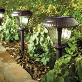 Imperia Solar Path Lights