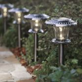 Corbridge Solar Path Lights