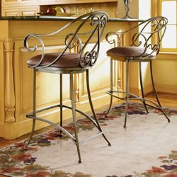 Catawba Swivel Bar Stool