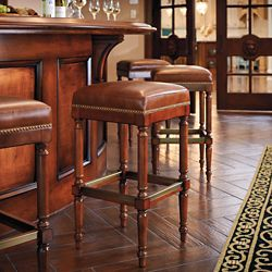 Raffles Backless Bar Stool