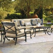 Carlisle outdoor furniture collection - onyx