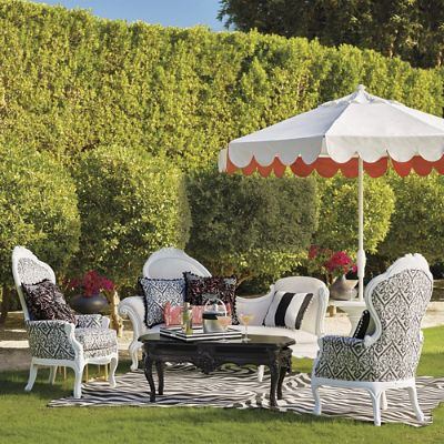 Frontgate Donatella Outdoor Furniture Collection Patio Furniture Sets