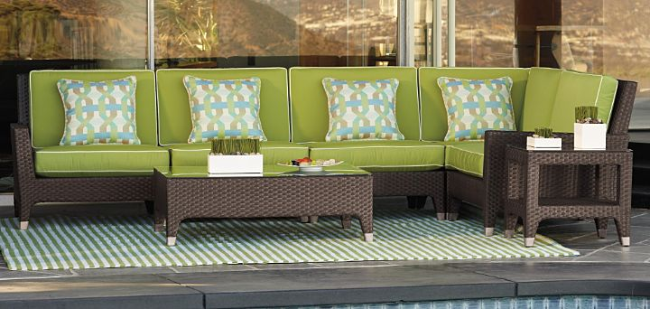 Solstice Outdoor Furniture Collections Grid Top Espot