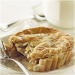 Spago's Individual Apple Pies