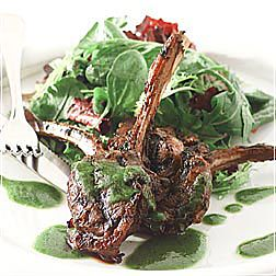 Chinois Grilled Lamb Chops