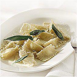 White Corn Agnolotti