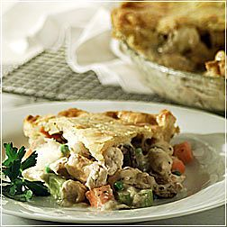 Wolfgang's Classic Chicken Pot Pie
