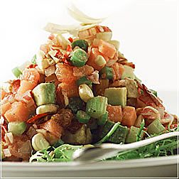 Chino Chopped Vegetable Salad