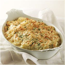 Gratinéed Potatoes