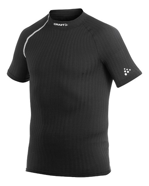 Mens Craft Active Extreme Short Sleeve Technical Top - Black M
