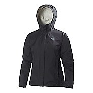 Womens Helly Hansen Loke Jacket Half-Zips & Hoodies Technical Tops - Black XL