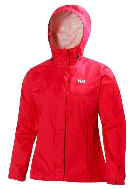 Womens Helly Hansen Loke Jacket Half-Zips & Hoodies Technical Tops - Meltdown L