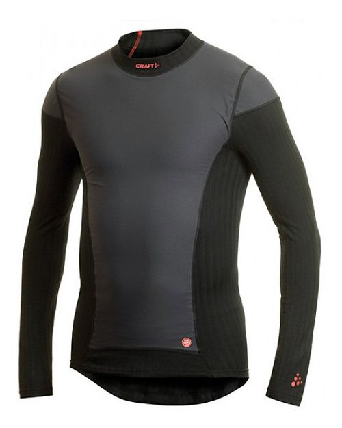 Mens Craft Active Extreme WS Long Sleeve Technical Top - Black S