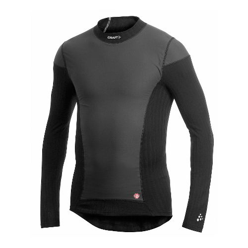 Mens Craft Active Extreme WS Long Sleeve Technical Top - Black/Platinum S