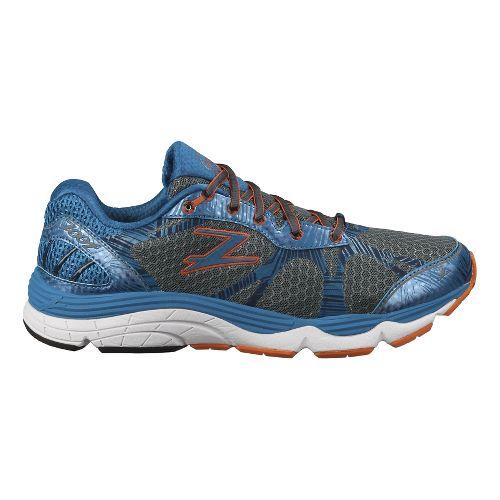 Mens Zoot Del Mar Running Shoe - Grey/Blue 9