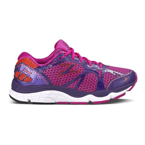 Womens Zoot Del Mar Running Shoe - Passion Fruit/Purple 7.5
