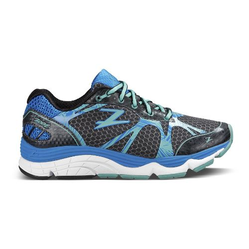 Womens Zoot Del Mar Running Shoe - Blue/Yellow 10
