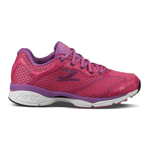 Womens Zoot Carlsbad Running Shoe - Pink/Purple 10.5