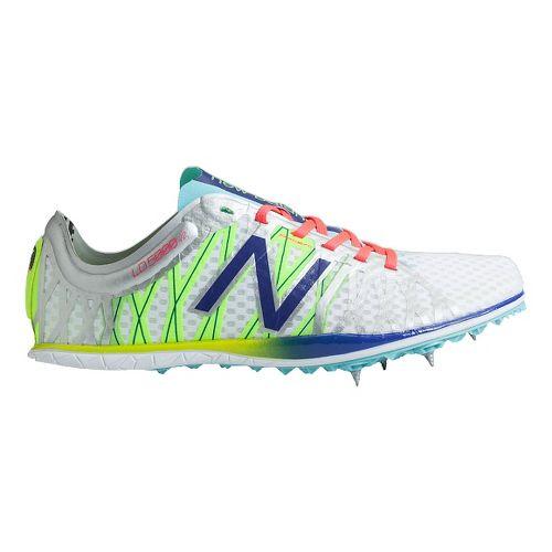 Womens New Balance LD5000v2 Track and Field Shoe - Bright Cherry/Black 9.5