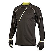 Mens Craft ER Wind Jersey Long Sleeve Technical Tops