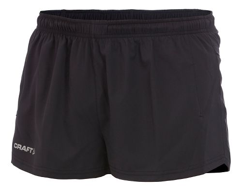 Mens Craft Focus Race Lined Shorts - Black XL