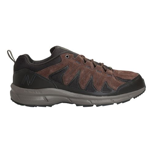 Mens New Balance 799 Walking Shoe - Brown/Black 9.5