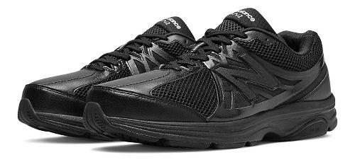 Mens New Balance 847v2 Walking Shoe - Black 15