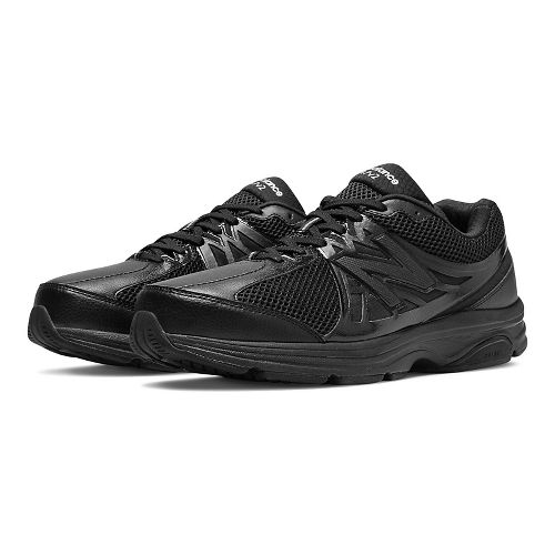 Mens New Balance 847v2 Walking Shoe - Black 11.5