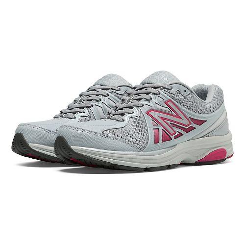 Womens New Balance 847v2 Walking Shoe - Grey 10.5