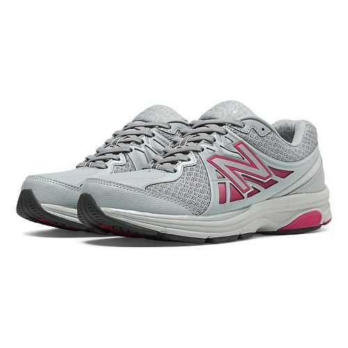 Womens New Balance 847v2 Walking Shoe - Grey 6