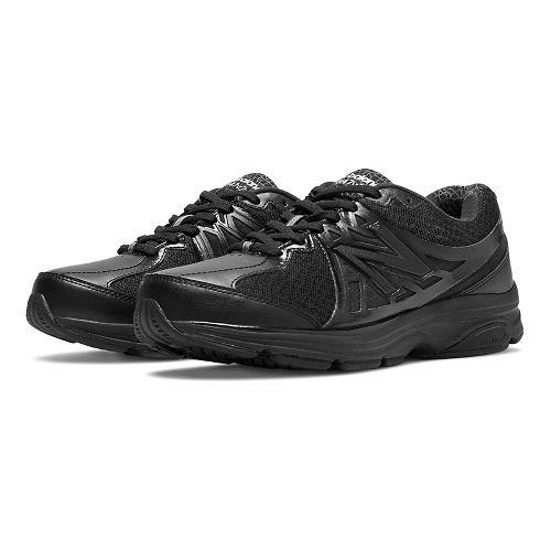 Womens New Balance 847v2 Walking Shoe - Black 7.5
