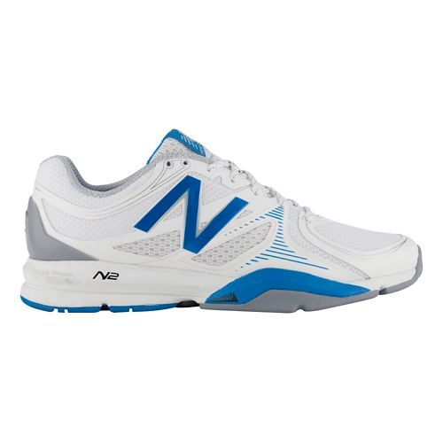 Mens New Balance 1267 Cross Training Shoe - Blue 7.5