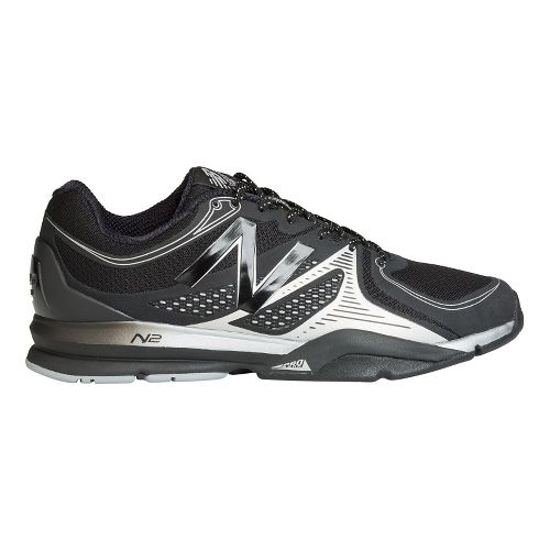 Mens New Balance 1267 Cross Training Shoe - Grey/Blue 12.5