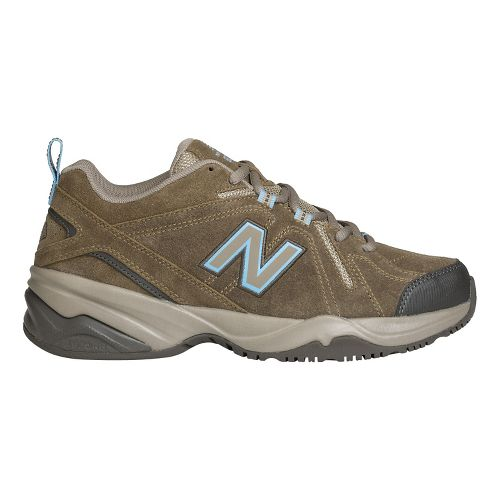 Womens New Balance 608v4 Cross Training Shoe - Brown 9.5