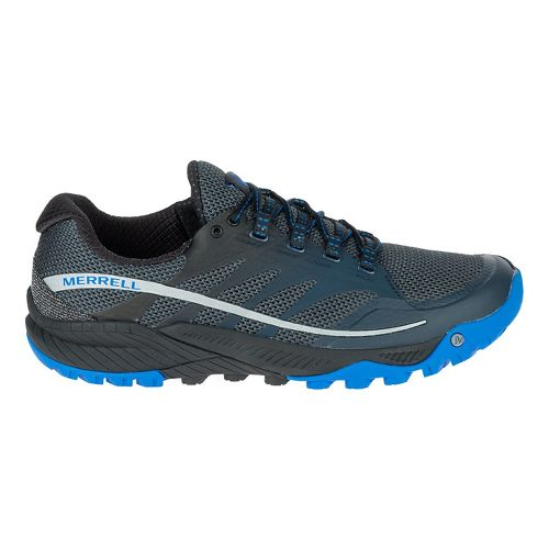 Mens Merrell All Out Charge Trail Running Shoe - Dark Slate 12