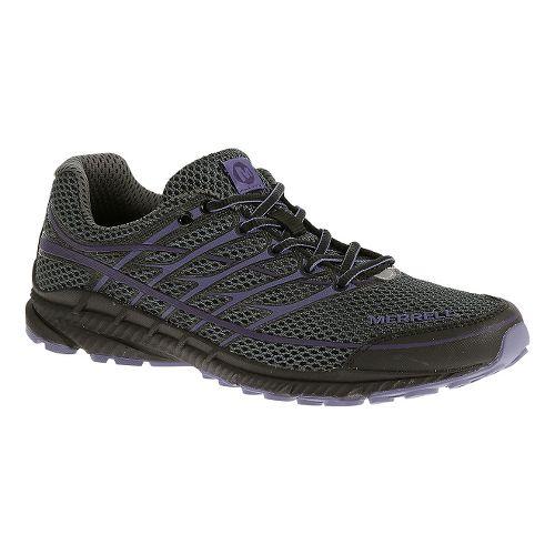 Womens Merrell Mix Master Move Glide 2 Trail Running Shoe - Dark Grey 11