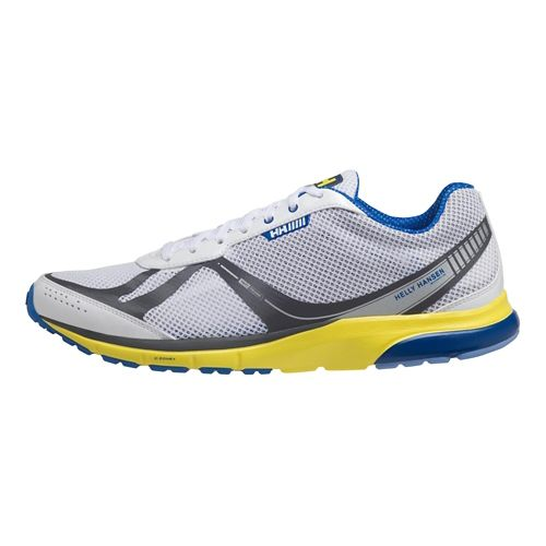 Mens Helly Hansen Nimble R2 Trail Running Shoe - Natural 10