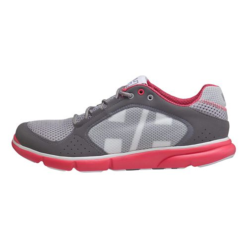 Womens Helly Hansen Ahiga Running Shoe - Medium Grey 7.5