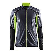Mens Craft PR WP Stretch Cold Weather Jackets - Asphalt S