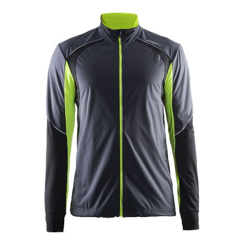 Mens Craft PR WP Stretch Cold Weather Jackets - Asphalt S
