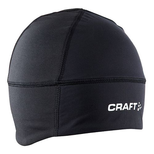 Craft Winter Hat Headwear - Black/Black S/M